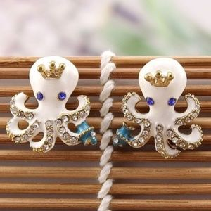 🐙Octopus Earrings🐙